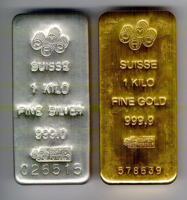 GoldSilverKilos