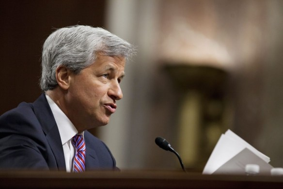 Dimon Testifies About JPMorgan Trading Losses on Capitol Hill
