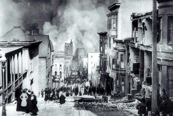SanFran1906EarthQuake