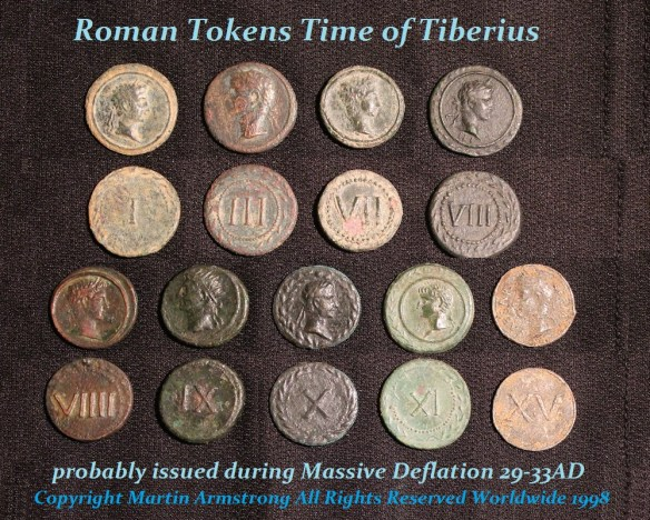 Tiberius Tokens