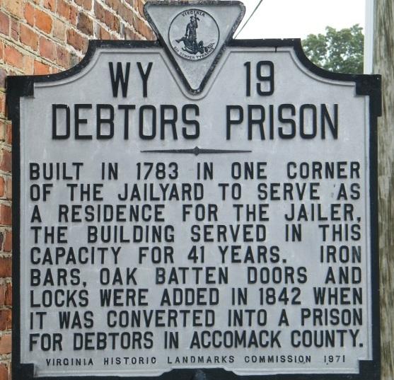 Debtor Prison