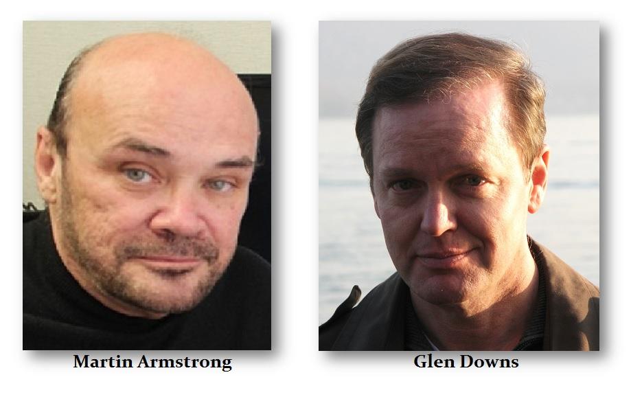 Glen Downs - Martin Armstrong