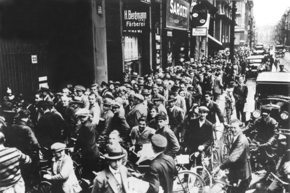 Bankenkrise - Deutschland 1931