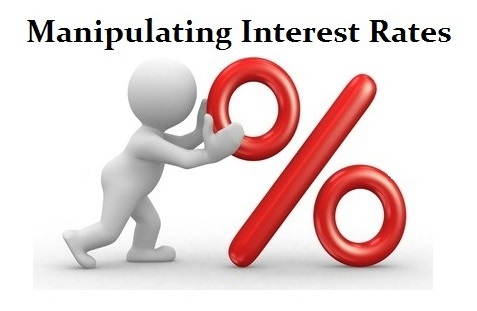 Manipulating Interest Rates