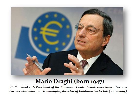 Draghi Mario - 1