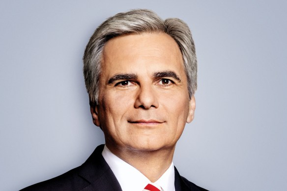 Austrian Chancellor Impressed by the Swiss Tax System