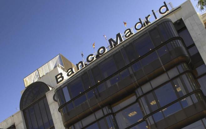 Banco-Madrid