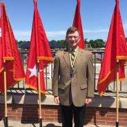 Major General Bartell Inducted into National US Army ROTC Hall of Fame