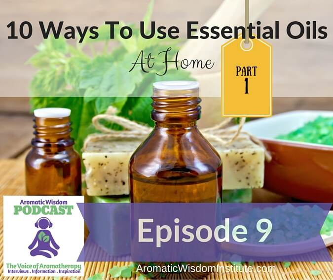 Six Week Online Aromatherapy Course, $41.99