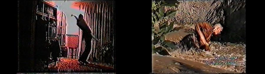 Без названия, 2005, Belle этаж, Ростов-на-Дону // Фото предоставлено автором
