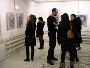 "Выставка ""Я-Ма"" в галерее ""Вата"", Ростов-на-Дону, 2010"