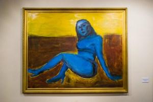 """Виктория Бегальская """"Лера Громова"""", Музей Москвы, Москва, 2014"""