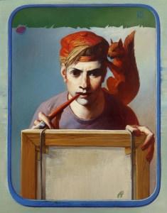 Егор Кошелев, Белочкин совет, 2014 // Courtesy Regina Gallery