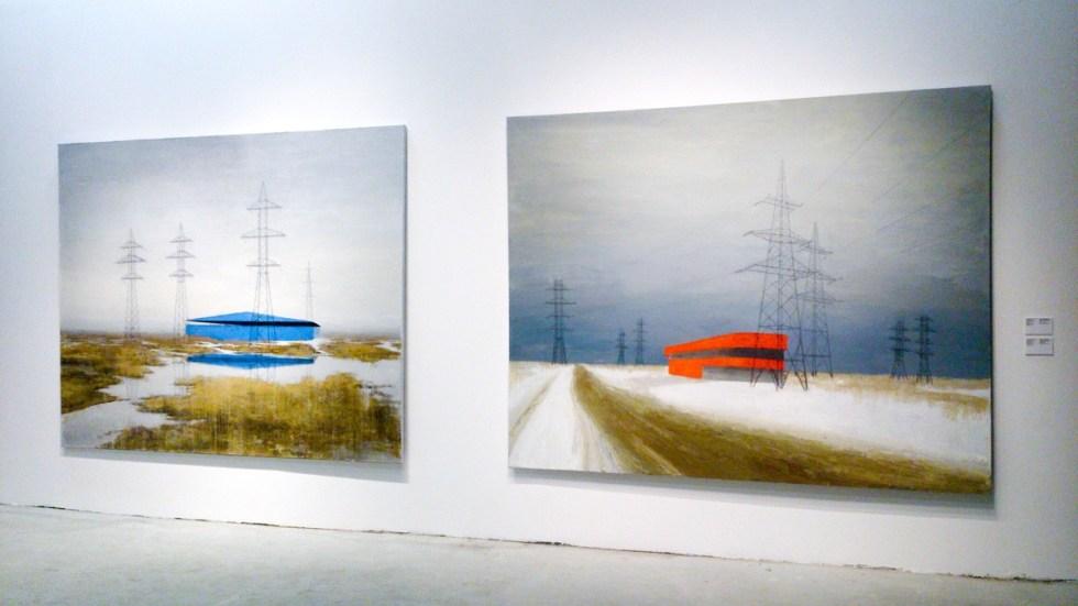 Павел Отдельнов, «Время мечтать», основной проект IV Московской международной биеннале молодого искусства, Музей Москвы