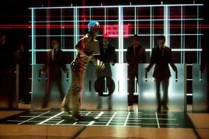 Мультимедийный танцевальный перформанс «Смерть Тарелкина» // Культурный центр ЗИЛ, 27 июня 2014 // Фото: Марина Рагозина