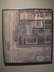 Комната с абажуром, 1981 // Частное собрание