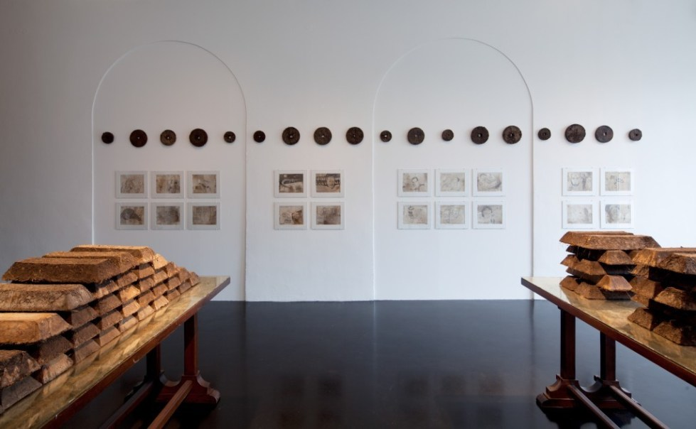 8. Claire Pentecost - soil-erg, 2012, installation view, documenta 13
