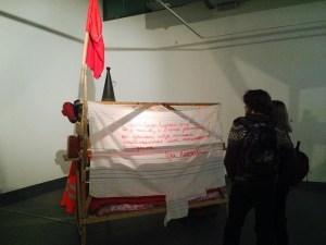Хаим Сокол, Дом-трибуна, 2013
