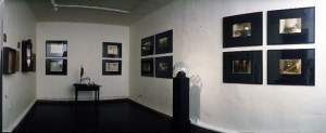 Игорь Макаревич, Тайная жизнь деревьев, выставка в галерее XL 1999