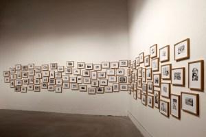 Рикрит Тиравания, Demonstration Drawings, 2006-2015 // Фото: La Biennale di Venezia