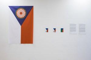 Томаш Рафа «Чешско-Ромский флаг», 2013