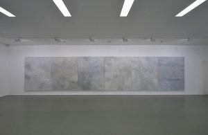 Вид выставки Александры Паперно «Birding», галерея GMG, Москва, 2010