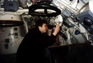 Приключение №2. О том, как мальчик Дима шутил над Пастором в подводной лодке U-955. Германия, Лабое, 22 июня 1996
