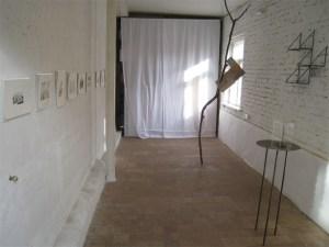 Стас Шурипа и Аня Титова. Потерянный сон Корте-Реала. Графика, скульптуры, объекты. 24 сентября — 6 октября 2011 года
