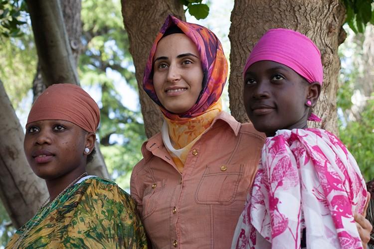 Кёкен Эргун, кадр из фильма «Молодые турки», 2013–2015