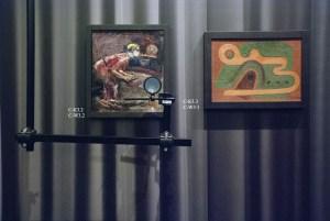 Александр Родченко. Жонглер. Цирк. 1938; Декоративная композиция. 1943