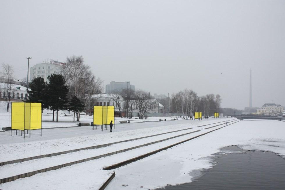 Эскиз проекта «Город-курорт». 2011