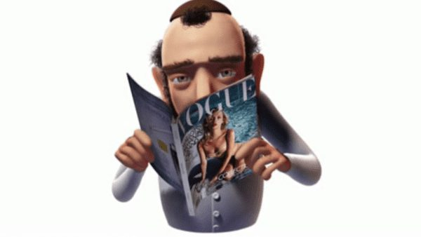 Джордан Вольфсон. Animation Masks. 2012