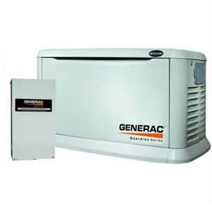 BackUp Generators By Generac