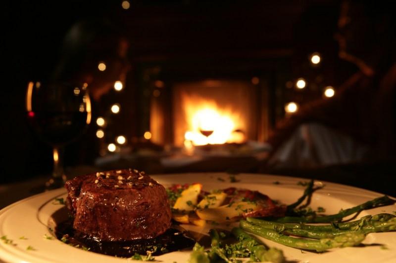 Large Of Steak Dinner For Two