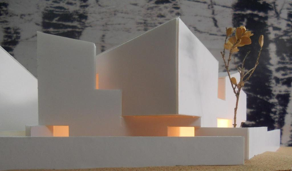 Estudio previo para vivienda unifamiliar en quintela ii - Estudios de arquitectura vigo ...