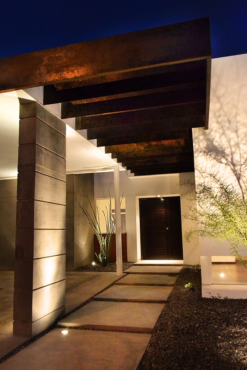 Los santos house taab architecture for Proyectos casas minimalistas
