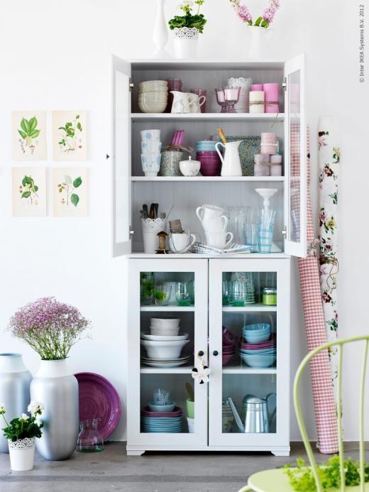 Guarda le foto dei mobili ikea per arredare casa in stile provenzale - Mobili soggiorno ikea hemnes ...