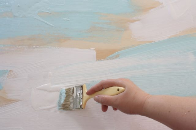 Dipingere le pareti di casa in perfetto shabby le linee guida for Dipingere le pareti