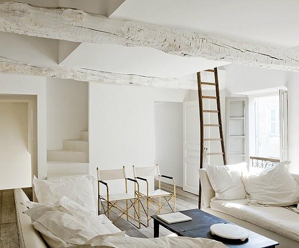 Arredamento minimal chic arredamento shabby for Arredo minimal home
