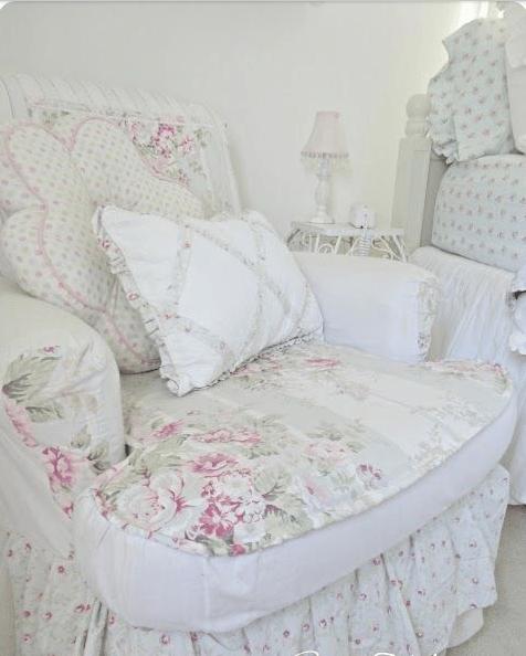 Consigli per arredare la tua camera da letto in stile for Poltrone shabby