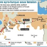 Syrie - Turquie - guerre