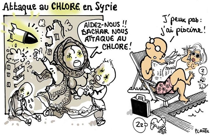 syrie - armes chimique