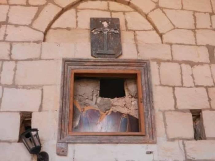 Syrie l antique cit de maaloula entre tristesse et for L interieur d un couvent