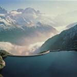 suisse barrages
