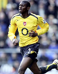 Abou Diaby's power and height will be invaluable next season
