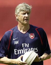 Arsene Wenger is well aware of Arsenal's major weaknesses