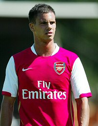 Jeremie Aliadiere did not fulfill his potential at Arsenal