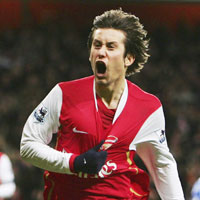 Rosicky's injury is a worry