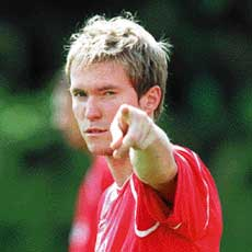 Man of the Moment: Alexander Hleb
