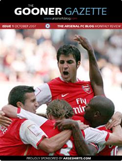 The Gooner Gazette - Issue 1